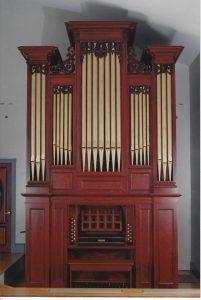 Columbia Organ Works | restoration | renovation of REAL PIPE